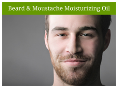 OverSoyed Fine Organic Beard & Moustache Moisturizing Oil