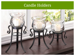 OverSoyed Candle Holders