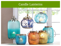 OverSoyed OverSoyed Candle Lanterns
