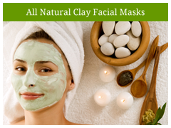 OverSoyed Fine Organic All Natural Clay Facial Masks