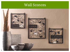 OverSoyed Candle Wall Sconces